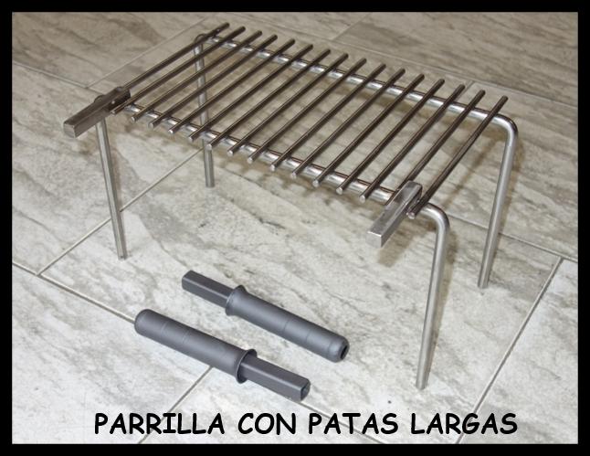 Chimeneas sierra parrillas de asado especiales para - Como hacer una parrilla para barbacoa ...