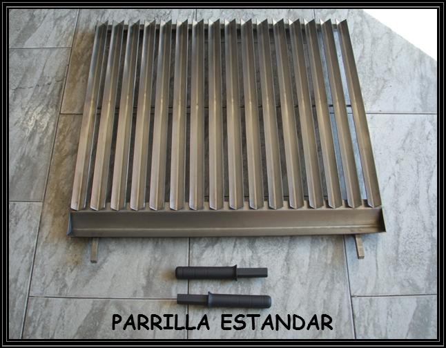 Chimeneas sierra parrilla de asado con recoge grasas - Barbacoas argentinas precios ...