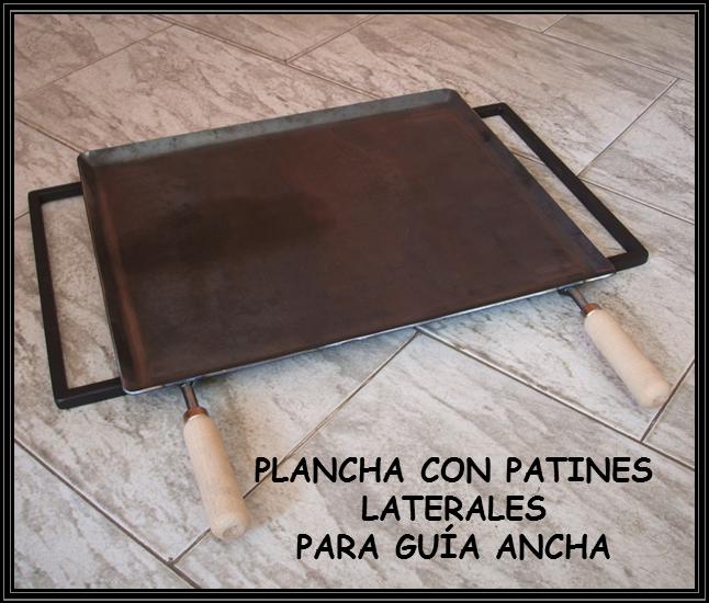 Chimeneas sierra planchas de asado especiales para barbacoas - Planchas para barbacoas ...