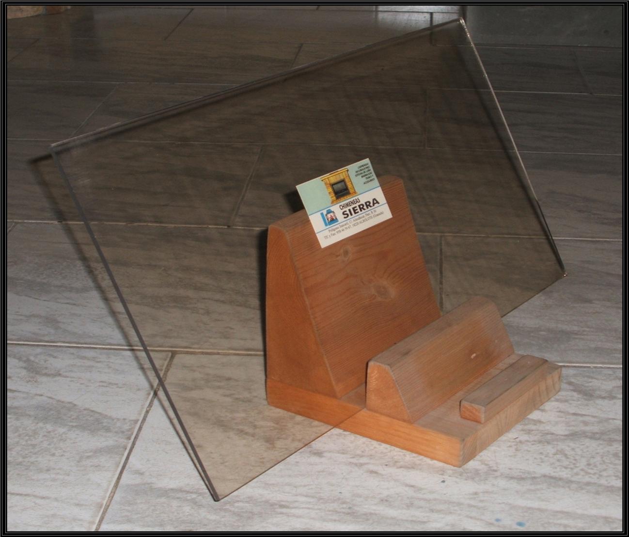 Chimeneas sierra cristales vitrocer micos - Cristal vitroceramico chimenea ...