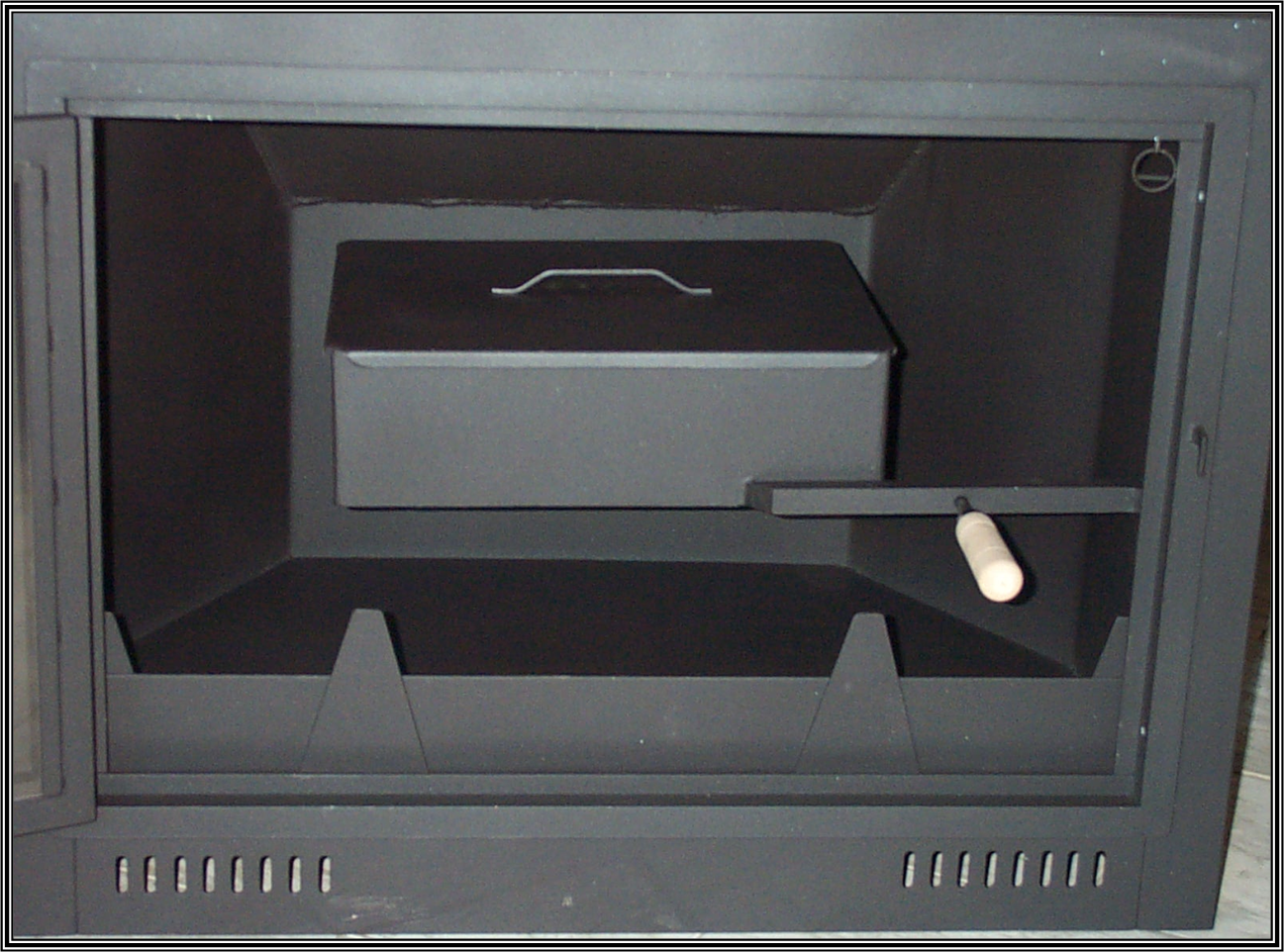 Chimeneas sierra horno de 40 x 30 para chimeneas - Rejillas para chimeneas ...
