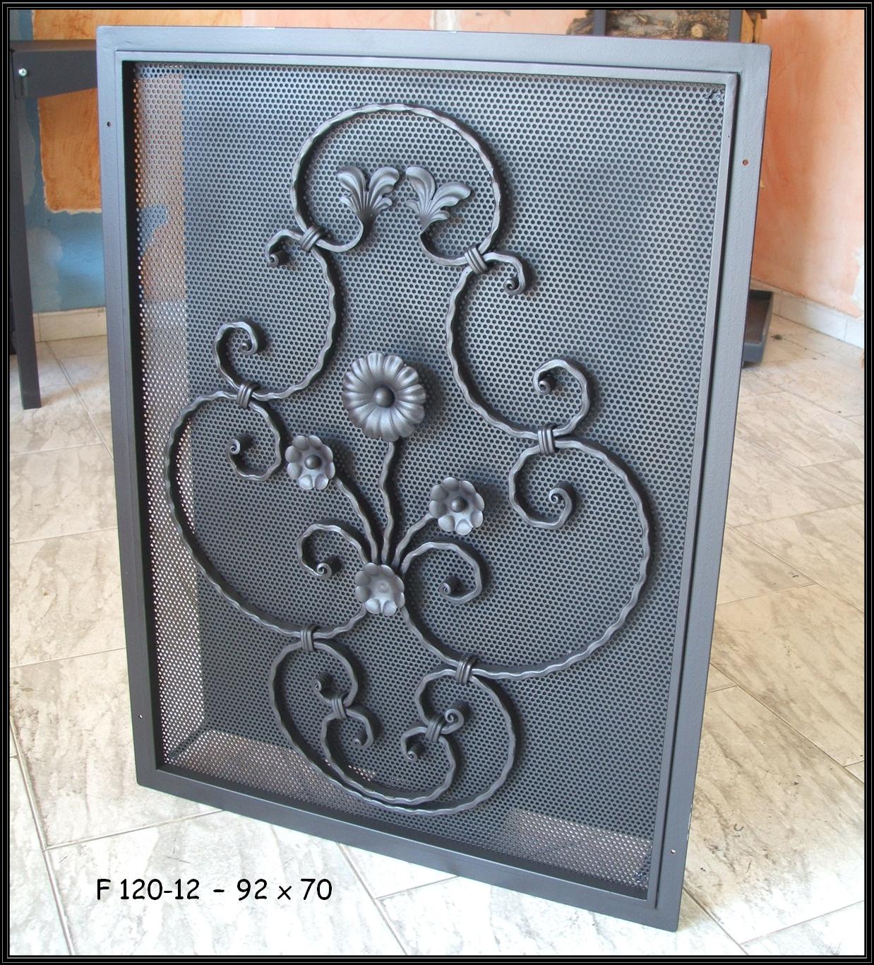 Chimeneas sierra rejillas decorativas para chimeneas - Accesorios de chimeneas ...