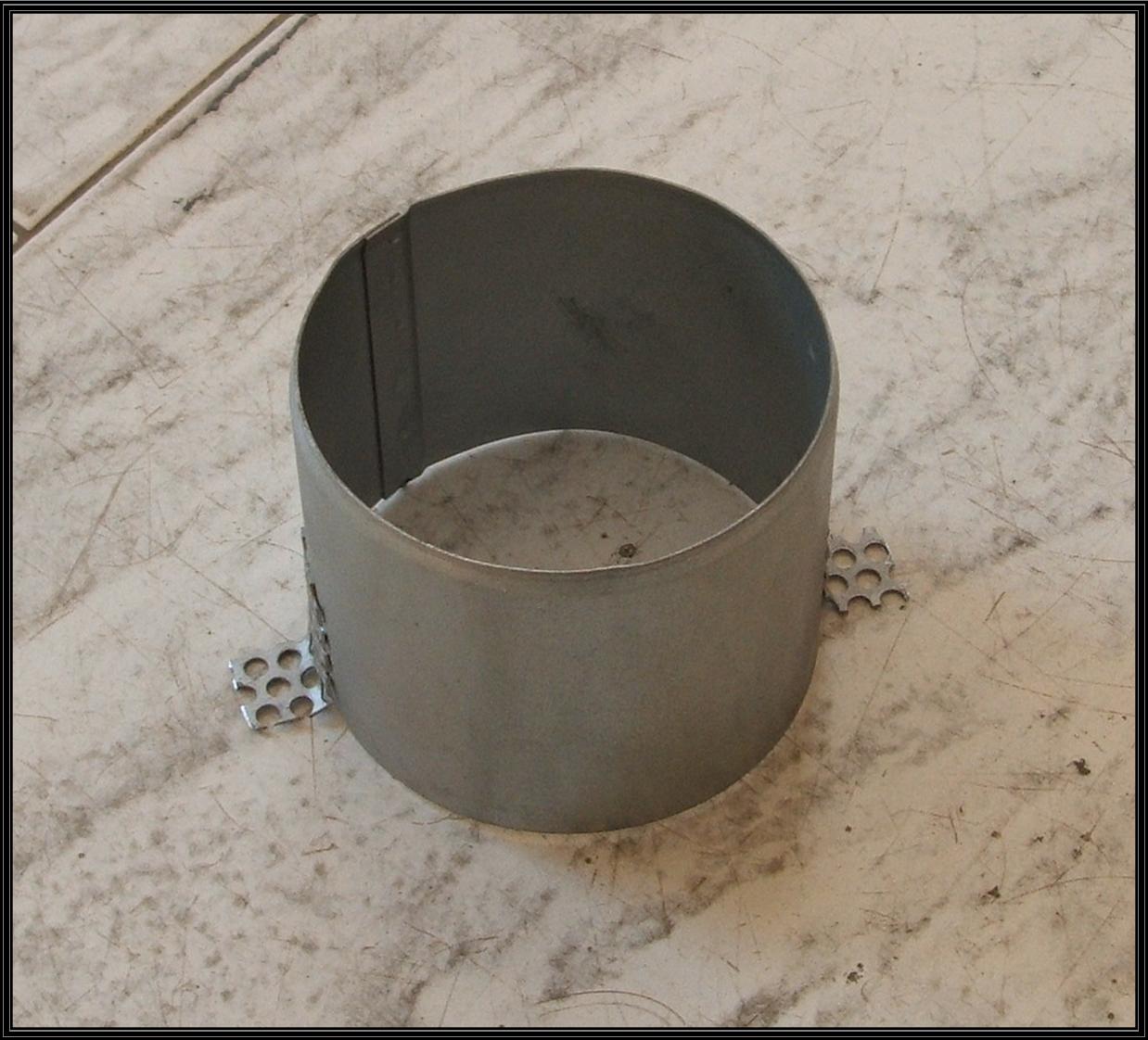 Chimeneas sierra manguito para rejilla para tubo flexible - Rejillas para chimeneas ...