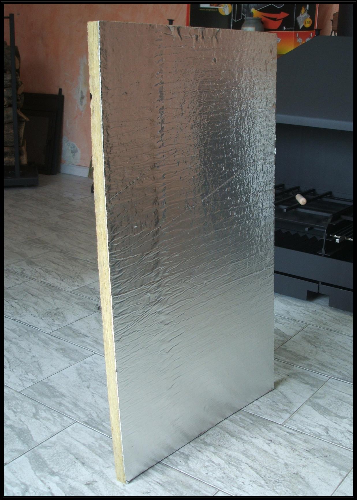 Chimeneas sierra placa de aislante for Panel aislante termico