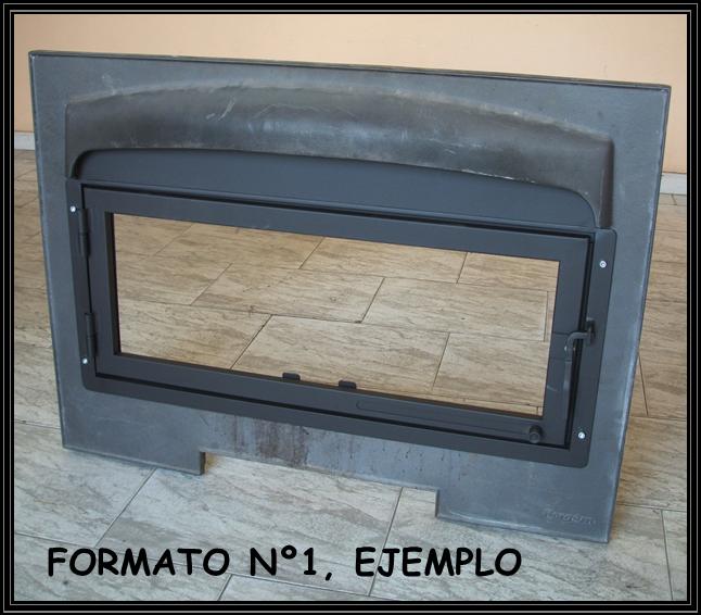 Chimeneas sierra puerta para chimeneas de otros fabricantes - Fabricantes de chimeneas ...