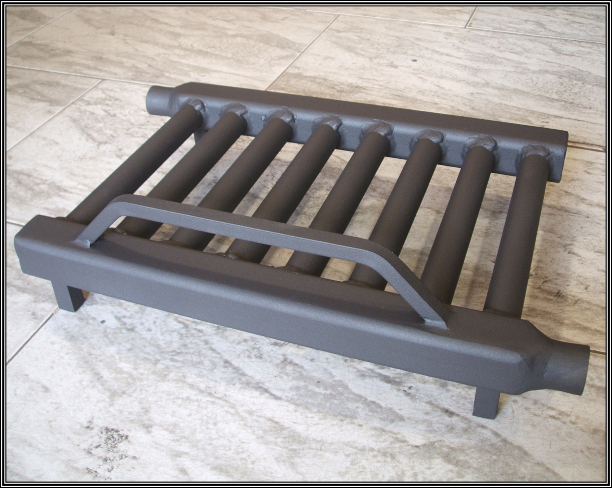 Chimeneas sierra paila para chimenea de le a plana for Calderas de lena para radiadores de agua